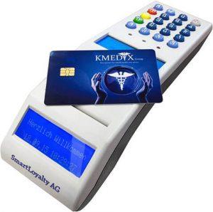 EcoEasy Multiterminal mit Wertkarte