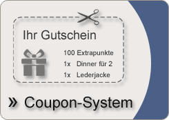 Coupon System