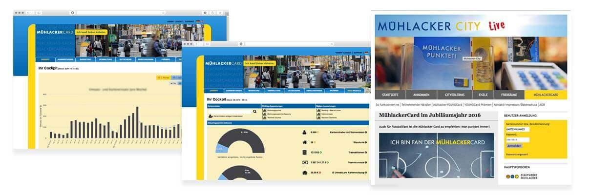 EcoCity CityCard Software
