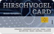 Die Kundenkarte/Bonuskarte im Mercedes Autohaus Hirschvogel