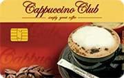 Die Kundenkarte bei Cappuccino Club