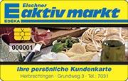 Die Kundenkarte bei EDEKA Elschner