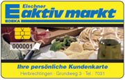 Die Bonuskarte von EDEKA Winkler
