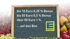 Die Bonusstaffel bei EDEKA Elschner