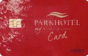 Die Kundenkarte/Bonuskarten im Parkhotel Bad Griesbach