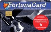 Die Kundenkarte im Verein Fortuna Freudenberg