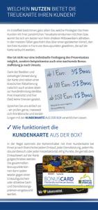 Kundenkarten-Flyer Seite 4