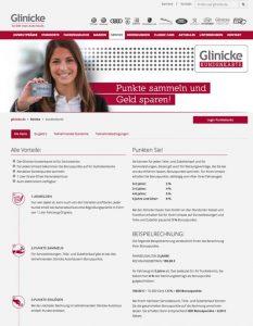 Die Kundenkarten-Vorteile im Web der Automobilgruppe Klinik