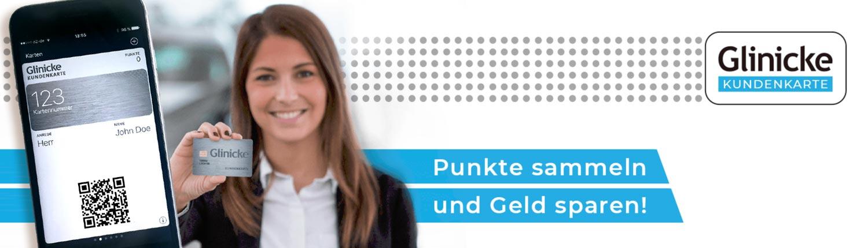 Slider Autohaus Glinicke Kundenkarte