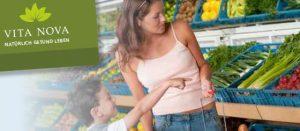 Die Kundenkarte/Bonuskarte im Vita Nova Biomarkt