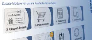 kundenkartensystem-Module im Mercedes Autohaus Schade