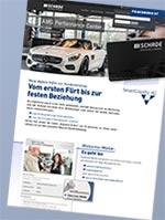Praxisbericht zur digitalen Kundenkarte im Autohaus Schade