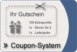 EcoSystem Modul Coupon-System