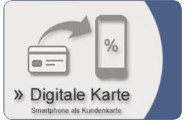 EcoSystem Modul Digitale Kundenkarte