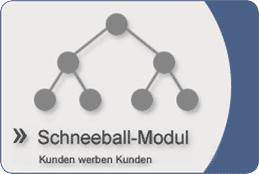 EcoSystem Modul Schneeball (Kunden werben Kunden)