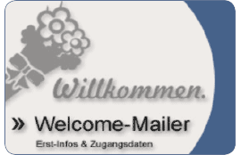 EcoSystem Modul Welcome-Mailer