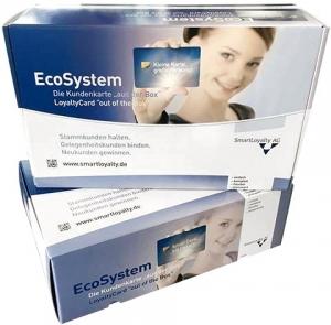 EcoSystem Basic – das Kundenkartensystem aus der Box