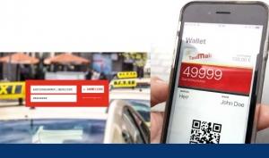 Die digitale Kundenkarte bei Taxi Mair im Zillertal