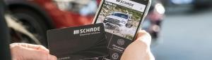 Slider Autohaus Schade Kundenkarte