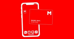 Die digitale Kunden Karte mit Kundenkarten-App von Apothekengurppe Maxmo
