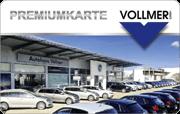 Die Kundenkarte im VW Autohaus Vollmer