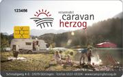 Die Kundenkarte/Bonuskarte bei Caravan- und Campinghandel Herzog