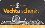 Die CityCard/Geschenkkarte in Vechta