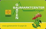 Die Kundenkarte im KBM Krüger Baumarkt