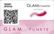 Die Kundenkarte im Beauty/Kosmetik GLAMCosmetic