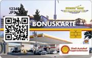 Bonuskarte in der Tankstelle Europa-Park-Rasthof