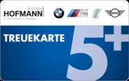 Die Kundenkarte im BMW Autohaus Hofmann & Wittmann