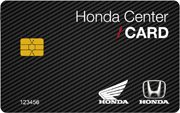Die Kundenkarte im Honda Autohaus Honda-Center