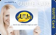 """Die Citycard """"GUUTE CARD"""""""