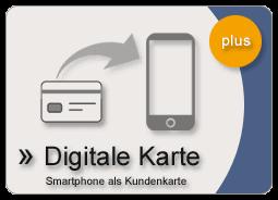 Digitale Karte Modul Kundenkarte