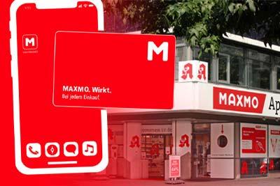Die Kundenkarte von Maxmo