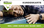 Die Kundenkarte des KFZ-Service Marcus Rückert