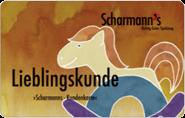 Die Kundenkarte bei Scharmann`s