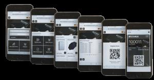 Digitale Kundenkarte