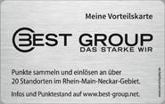 Die Vorteilskarte der Best Group