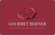 Die Kundenkarte von Gourmet Berner