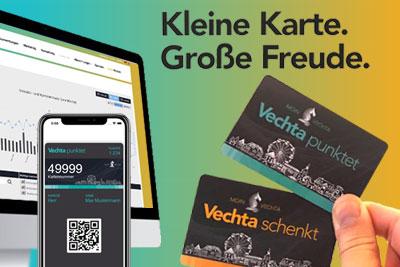Die City Card in Vechta