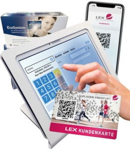 Kundenkartensystem out of the box
